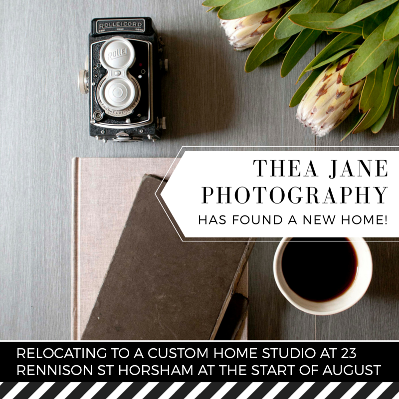 Thea Jane Photography has found a new